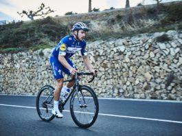 Florian Sénéchal débute avec Quick-Step Floors au Tour Down Under