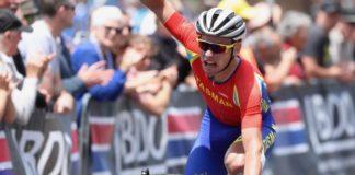 Jason Christie sacré champion de Nouvelle-Zélande sur route 2018