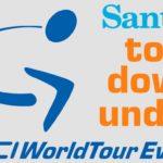 Startlist Tour Down Under 2018