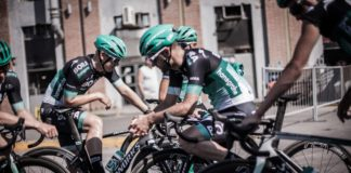 Rafal Majka participe à la Vuelta San Juan
