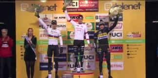 Mathieu Van der Poel favori du championnat du monde