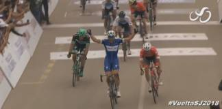 Tour de San Juan récompense Max Richeze