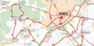 Etoile de Bessèges deuxième étape Nîmes Générac