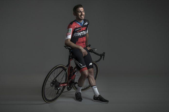 Victime d'une chute, Patrick Bevin (BMC Racing Team) retarde sa rentrée