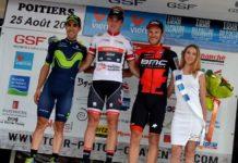 Présentation Tour Poitou-Charentes 2018
