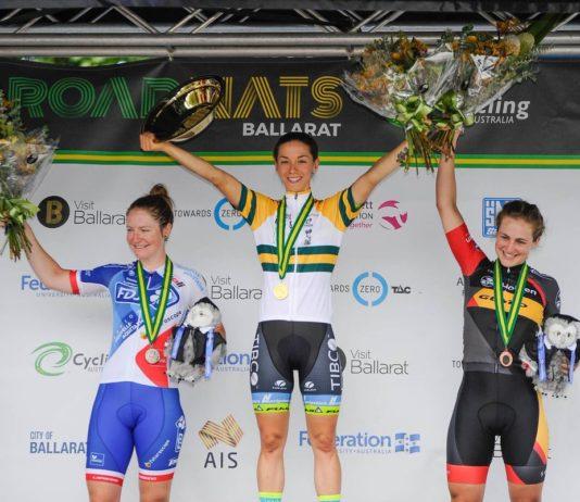 Shannon Malseed gagne en Australie