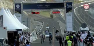 Salim Kipkemboi remporte la troisième étape