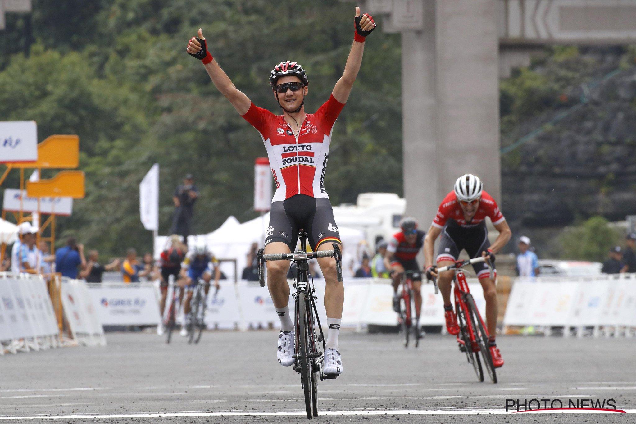 InOui Cycling (D2) - Thomas Dekker & Tilbud  Tim-wellens-contre-aut