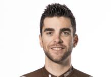 Tony Gallopin (Ag2r-La Mondiale) au départ de Malaga