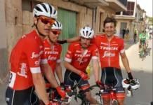 Trek-Segafredo une équipe en forme en 2018