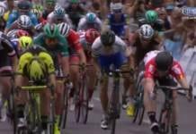 Video etape 6 Tour Down Under 2018