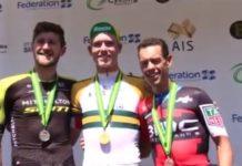 Vidéo du championnat du chrono d'Australie 2018