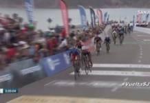 Tour de San Juan : VIDEO de l'étape 2