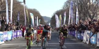 Grand Prix La Marseillaise vidéo du sprint final à Marseille