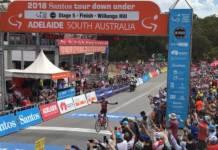 Tour Down Under 2018 L'étape reine remportée par Richie Porte