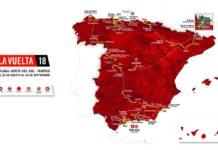 Vuelta 2018 s'élance de Malaga