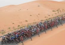 Abu Dhabi Tour une nouvelle épreuve WorldTour par étapes