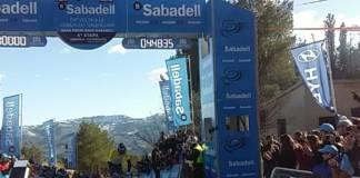 Tour de Valence dominé par Alejandro Valverde