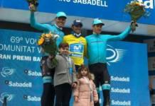 Alejandro Valverde remporte pour la 3e fois le Tour de Valence