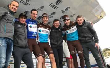 Alexandre Geniez remporte le Tour de la Provence 2018