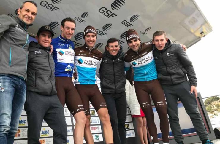 AG2R La Mondiale ambitieux pour la Drôme Classic