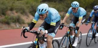 Astana avec Fuglsang et Sanchez au Tour d'Andalousie