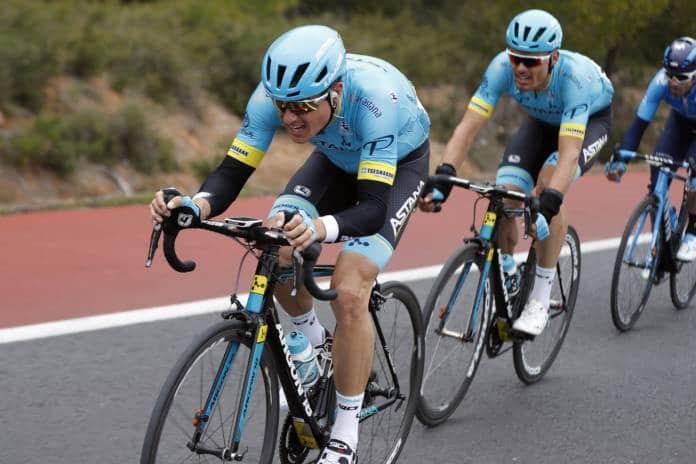Astana avec Fuglsang et Sanchez au Paris-Nice