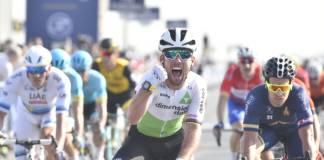 Mark Cavendish présent sur le Tour d'Oman
