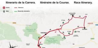 Clasica de Almeria parcours de l'édition 2018