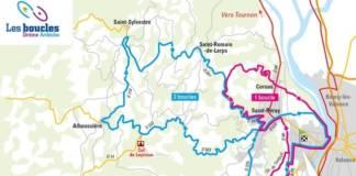 Classic de l'Ardèche 2018 parcours coureurs engagés startlist
