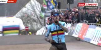 Eli Iserbyt champion du monde
