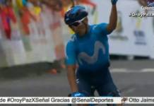 Dayer Quintana vainqueur à domicile