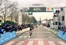 Drôme Classic 2018 remportée par Lilian Calmejane