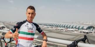 Fabio Aru un favori du Tour des Alpes