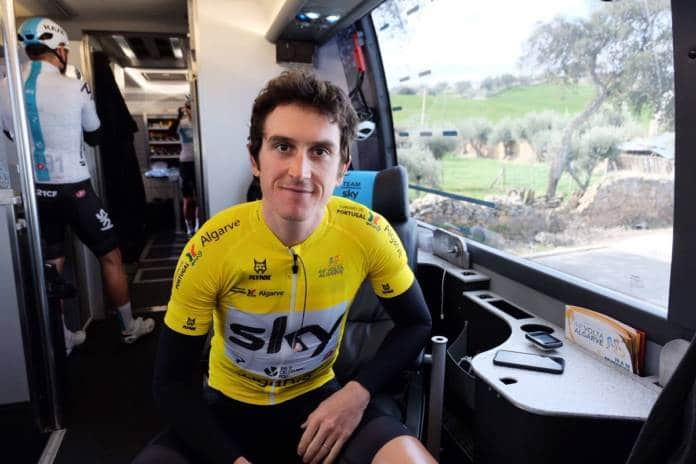 Geraint Thomas optera pour le Giro ou le Tour