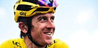 Geraint Thomas va entamer un 6e Paris-Roubaix