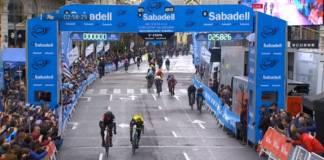 Le Tour de Valence se termine par une victoire de Jurgen Roelandts