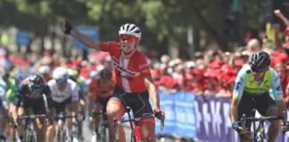 Mads Pedersen vainqueur sur le Herald Sun Tour
