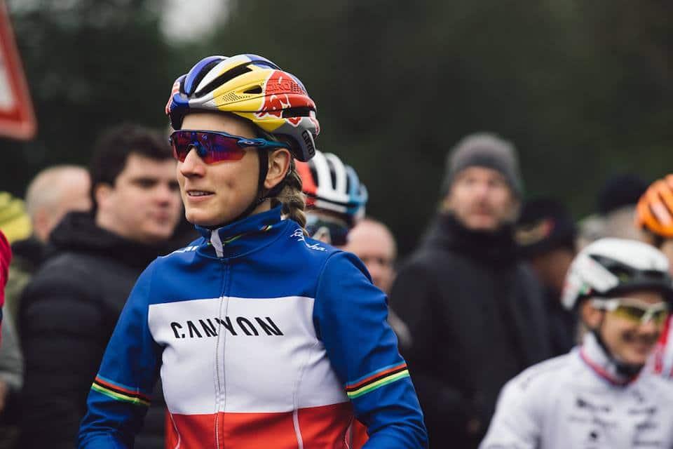 Cyclo-cross. Coup d'arrêt pour Pauline Ferrand-Prévot
