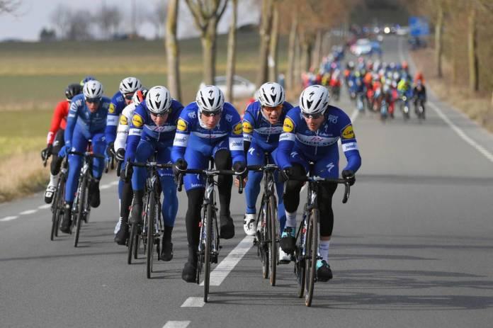 Quick-Step Floors aligne grosse équipe sur A travers la Flandre