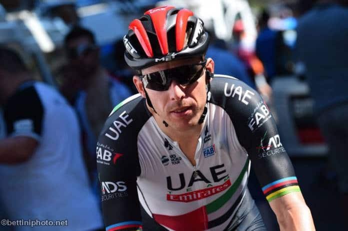 Rui Costa ne participe pas au Tour de Suisse 2018