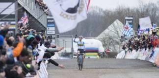 Sanne Cant vainqueur à Valkenburg