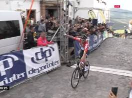 Tim Wellens s'impose au Tour d'Andalousie