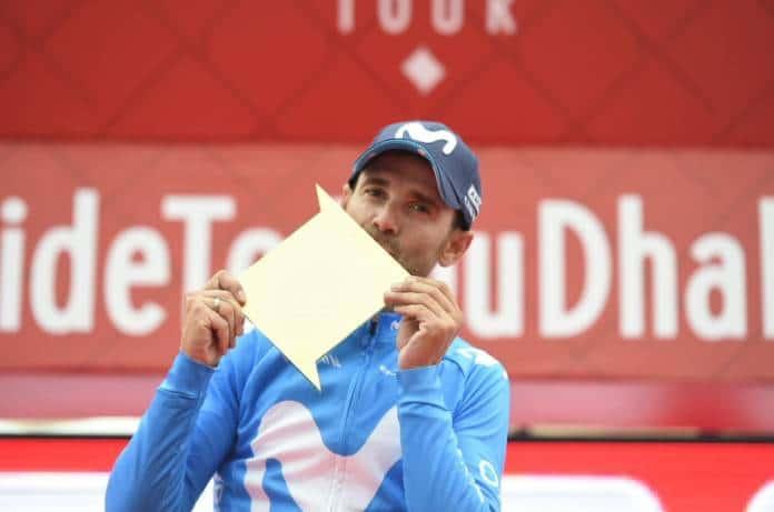Tour d'Abu Dhabi 2018 remporté par Alejandro Valverde