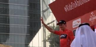 Tour d'Abu Dhabi Rohan Dennis vainqueur du chrono