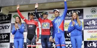 Tour d'Andalousie 2018 coureurs engagés ruta del sol