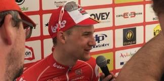 Tour d'Andalousie remporté par Tim Wellens