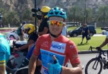 Tour d'Oman gagné par Alexey Lutsenko Astana