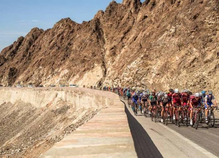 Le Tour d'Oman 2018 liste des coureurs engagés