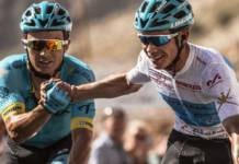 Astana outsider sur les Strade Bianche